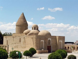 bukhara_chashma_ayub_mausoleum